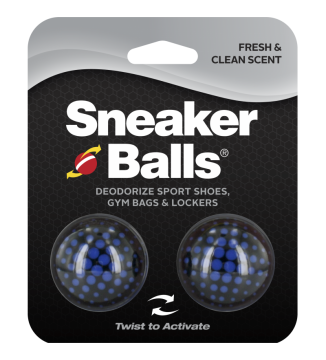 SNEAKER BALLS BLUE MATRIX -...