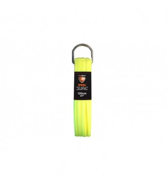 OVAL LACES YELLOW (120 CM.)...